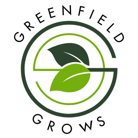lindsay giguiere, greenfield grows, logo