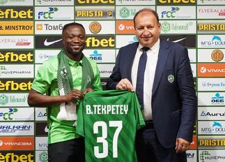 My Ludogorets move was motivated by Champions League football