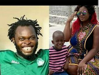 PHOTOS Of Tracey Boakye's First Baby Daddy Who Looks Exactly Like His Son Pops Up