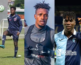 List of top professional Ghanaian football players in France