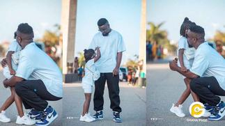 Sarkodie and Titi light up the internet with new cute photos