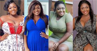Tracey Boakye: 13 Heavy Melon Photos Ghanaian Men Can't Resist