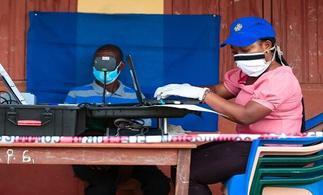 16.6 million persons captured in voter registration exercise