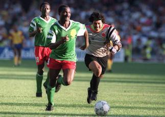 Cameroon's Italia 90 World Cup team to get promised houses