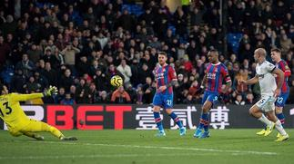 Goal of the season: Fans blast Premier League after Jordan Ayew snub