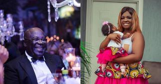 Sam Jonah is not the father of my daughter