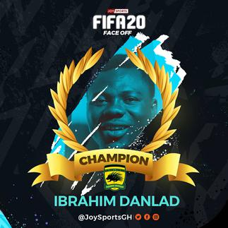 Joy Sports Fifa FaceOff: Kotoko's Danlad Ibrahim dominates Hearts' Richard Attah