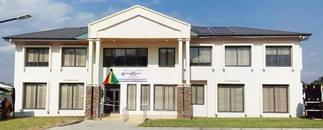 President commissions Business Resource Centre