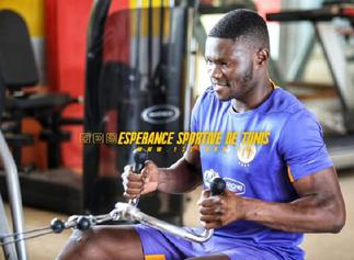 Kwame Bonsu returns to training after two-month injury