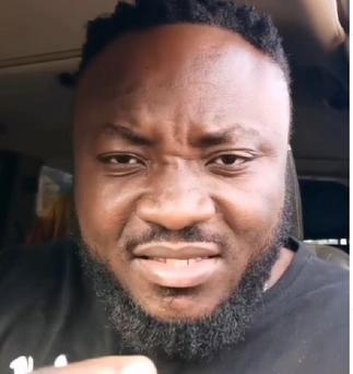DKB gives fans heart attack as he comments on Tracey Boakye and Mzbel's beef in video