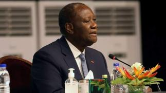 Ivorian President Ouattara to run for third term