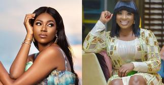 Gloria Sarfo shocked after Yvonne Nelson labelled her 'hater' [ARTICLE]