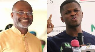 Sammy Gyamfi takes legal action against Kennedy Agyapong over death threats