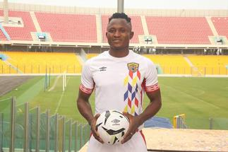 Hearts of Oak part ways with Joseph Esso and four others