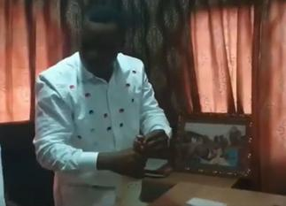 VIDEO: Chairman Wontumi Leads Ashanti NPP To Pop Champagne Over Voter Registration Exercise