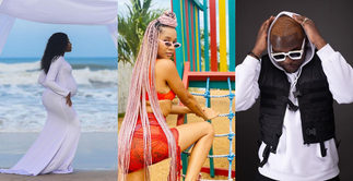 Sister Derby Reacts After Fella Makafui And Medikal Share Photos And Videos Of Baby Bump » GhBasecom™