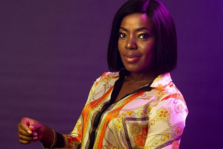 Shirley Frimpong-Manso shares throwback photo of her early acting days