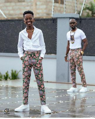 This Is Actually Cute!- Okyeame Kwame And Sir Bota Serves Father-Son Goals