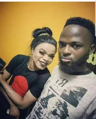 Photo Of Bobrisky With Macho Hands Goes Viral As She Appears Looking Like A Man