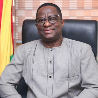 Peter Amewu promises 1 family, 1 opportunity if voted as MP