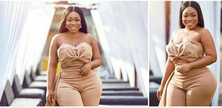 Moesha Budoung Narrates How Friends Have Been Wicked To Her » GhBasecom™