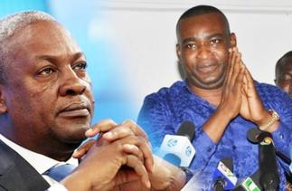 All Sidechicks Of Mahama Will Vote Against Him Including His Own Wife