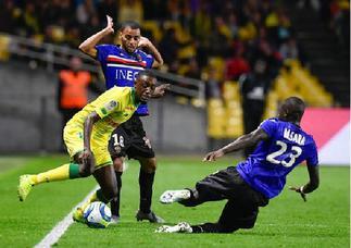 Nantes defender Dennis Appiah laments over AS Monaco defeat