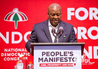 NDC score NPP 14.28% in delivery of 2016 manifesto promises to Eastern Region