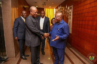 Akufo-Addo has more credibility than Mahama