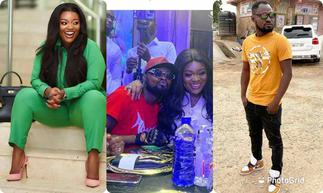 (VIDEO) Watch The Moment Funny Face Proposed To Jackie Appiah With A Golden Spoon » GhBasecom™