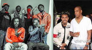 Jay Z's artiste Vic Mensa jumps on viral Kumerican