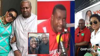 The wife and all the side-chicks of Mahama will vote against him in 2020 polls