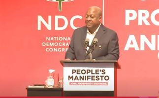Intervene to fix Ghana's electoral mess