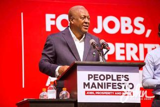 Mahama to promote agri-business