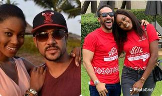 Yvonne Nelson Pens Down Emotional Message To Majid Michel » GhBasecom™
