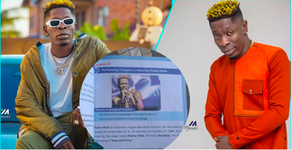 Shatta Wale Keeps Winning As He's Being Featured In GES Approved Textbook » GhBasecom™