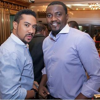 Politician John Dumelo Wishes Pastor Majid Happy Birthday