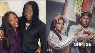 Louisa should be worried about Stonebwoy hanging out with Ayisha Modi