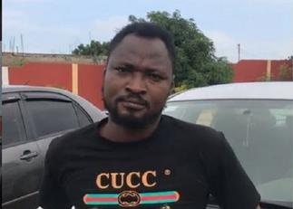 Hot Video: Funny Face goes mad again, rains curses on Ghanaians for sabotaging him always » GhBasecom™