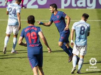 Suarez on target as Atletico see off Celta