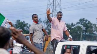John Dumelo campaign song drops [ARTICLE]