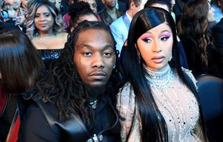 Cardi B deletes Twitter account after receiving criticism for reuniting with Offset
