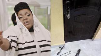 Celestine Donkor and family robbed at home in Tuesday dawn operation [ARTICLE]