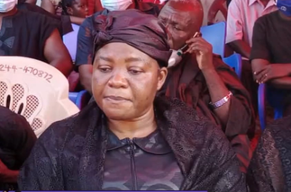 Ophelia Hayford officially replaces late husband as Mfantseman Parliamentary Candidate