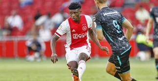 Mohammed Kudus scores first Ajax goal in big victory