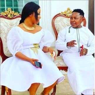 Wayoosi Has Eyes For Good Stuff!-Check Out Lovely PHOTOS Of His Woman