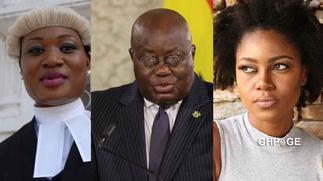 Ghanaian celebs mount pressure on Akufo-Addo to speak on violence in Nigeria