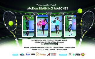 McDan Foundation Training Matches gets underway in Accra