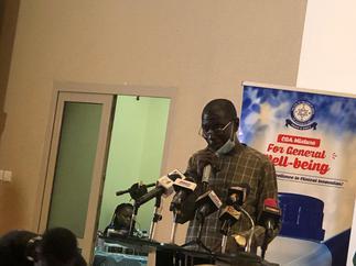 Centre of Awareness spends ¢10 million to improve COA FS now COA mixture