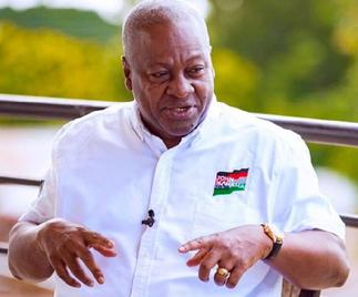 Akufo-Addo is now the sod-cutting general